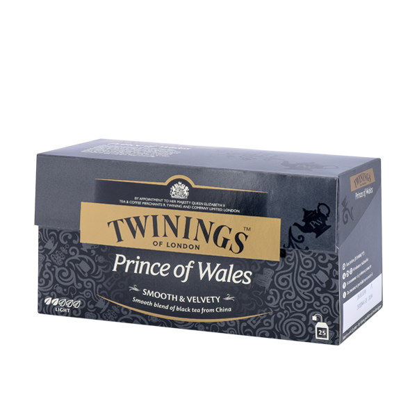 Twinings Prince of Wales thé noir