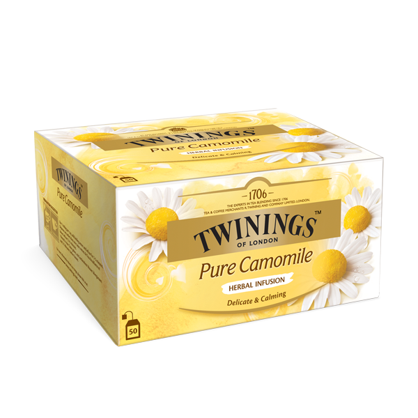 Twinings Pure Camomile Tisane thé