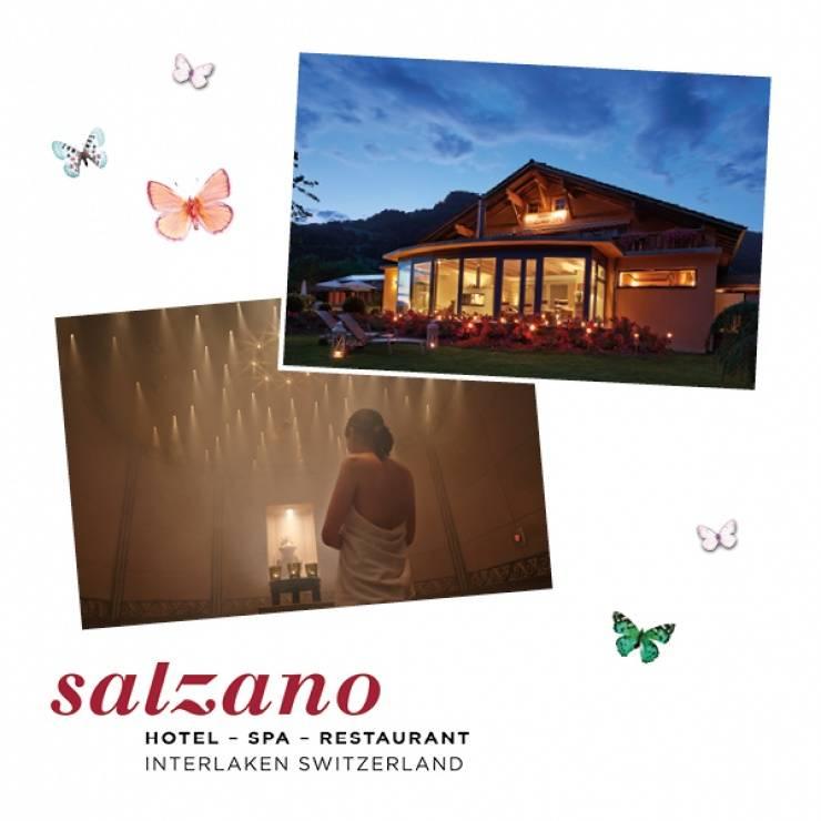 Wellnesswochenende für zweiPersonen im SALZANO Hotel - Spa