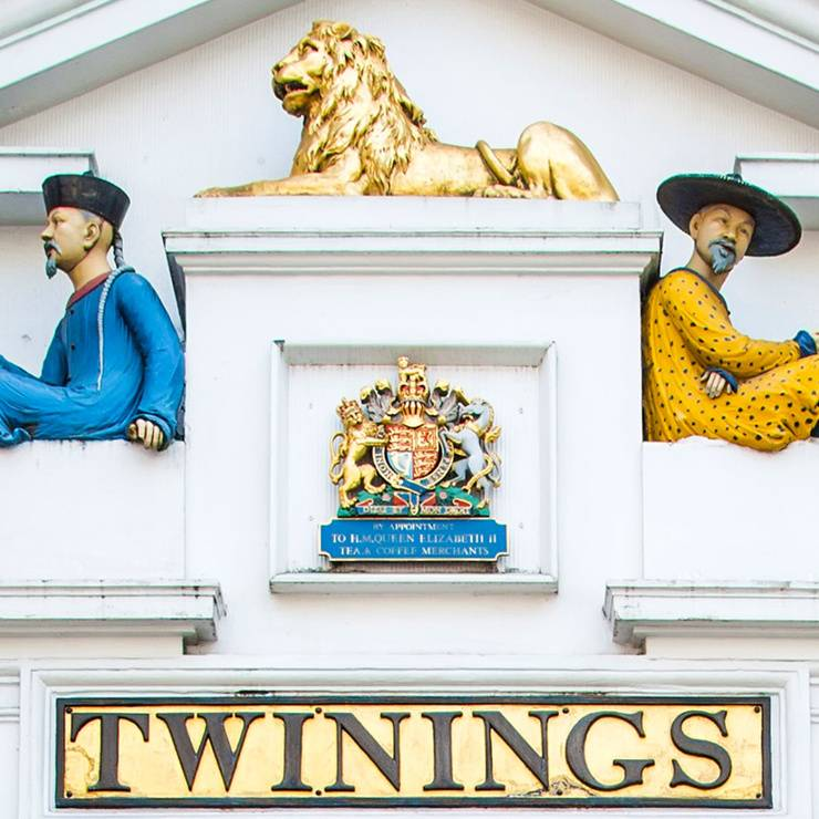Twinings Teahouse London