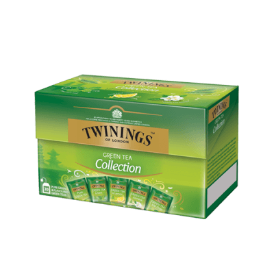Twinings Green Tea Selection Grüntee Collection