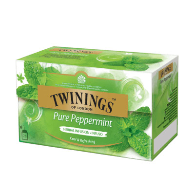 Twinings Pure Peppermint Pfefferminztee Kräutertee