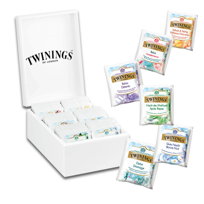 Wellnessbox Twinings