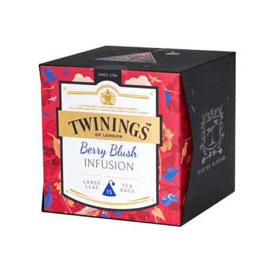 Twinings Berry Blush Infusion Platinum Thé