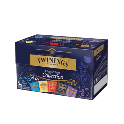 Twinings Black Tea Collection, thé noir