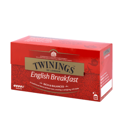 Twinings English Breakfast thé noir