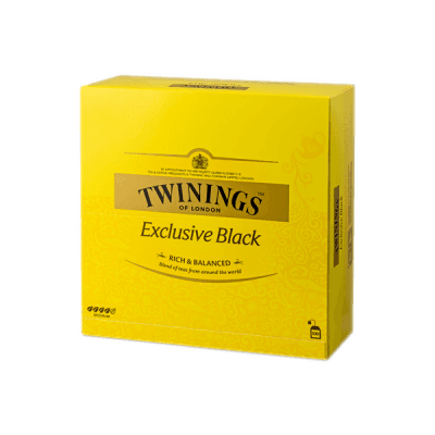 Twinings Exclusive Black Tea thé noir