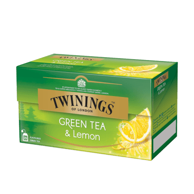 Twinings Green Tea & Lemon thé vert