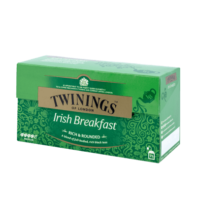 Twinings Irish Breakfast thé noir