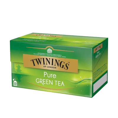 Twinings Pure Green Tea thé vert