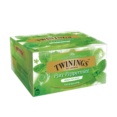 Twinings Pure Peppermint Tisane thé