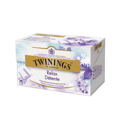 Twinings Relax, Infusion bien-être thé