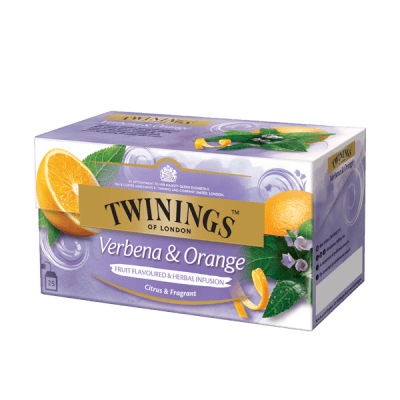 Twinings Verbena & Orange Infusion
